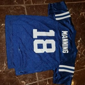 Manning authentic Jersey